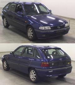 Мотор печки Opel Astra f W0L000058 Фото 3