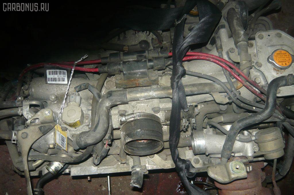 Двигатель SUBARU FORESTER SF5 EJ20T. Фото 9