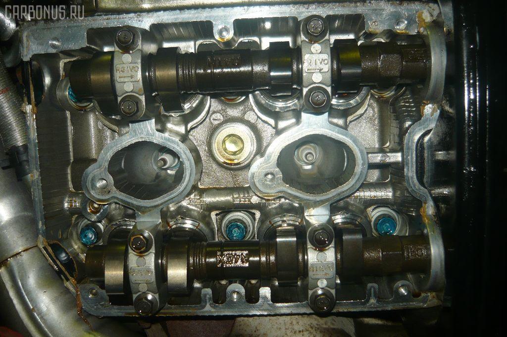 Двигатель SUBARU FORESTER SF5 EJ20T. Фото 1