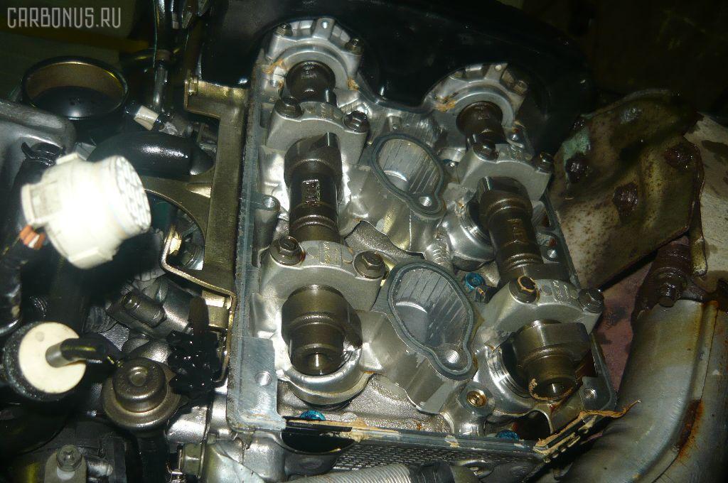 Двигатель SUBARU FORESTER SF5 EJ20T. Фото 2
