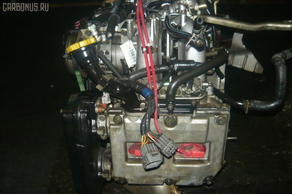 Двигатель SUBARU FORESTER SF5 EJ20T. Фото 4