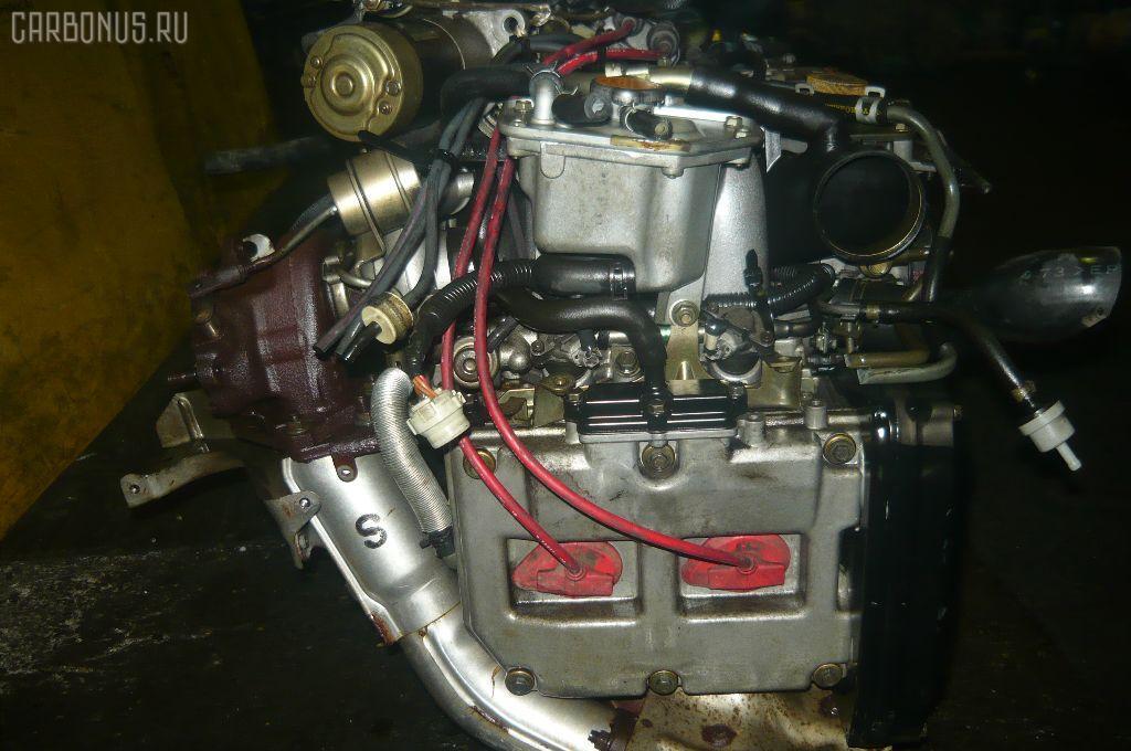Двигатель SUBARU FORESTER SF5 EJ20T. Фото 6