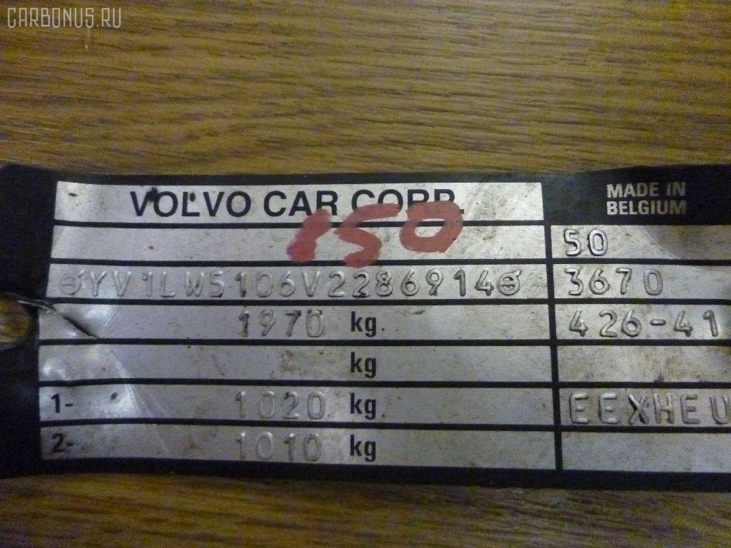 Радиатор кондиционера VOLVO 850 ESTATE LW B5252S Фото 4