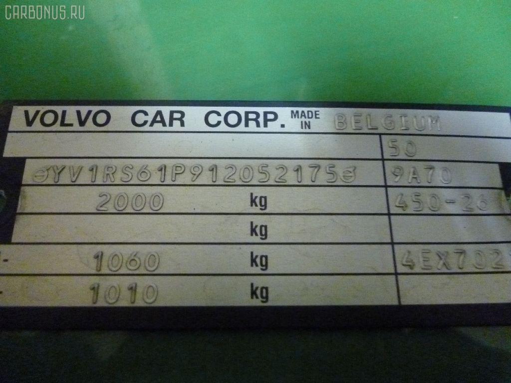 Пружина VOLVO S60 I RS B5244S Фото 2