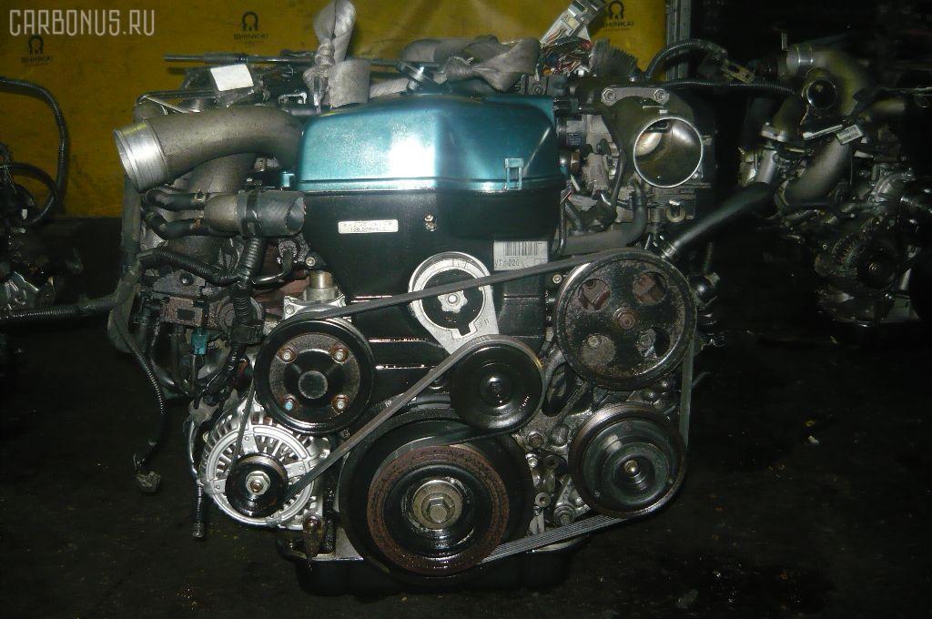 Двигатель TOYOTA ARISTO JZS161 2JZ-GTE. Фото 2