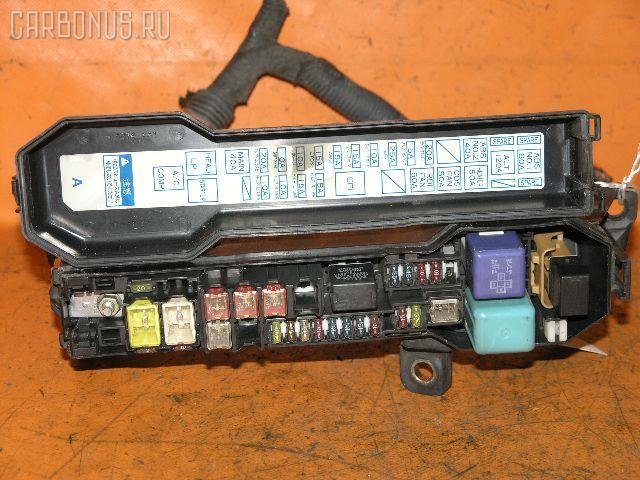 Блок предохранителей TOYOTA ARISTO JZS161 2JZ-GTE. Фото 1