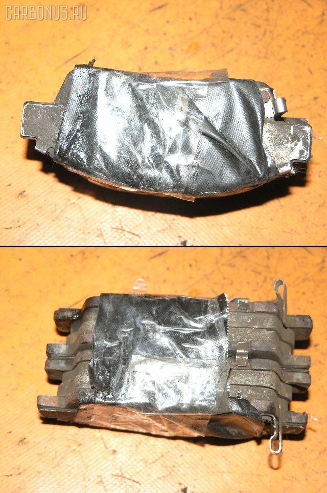 Тормозные колодки TOYOTA GAIA SXM15G 3S-FE. Фото 2