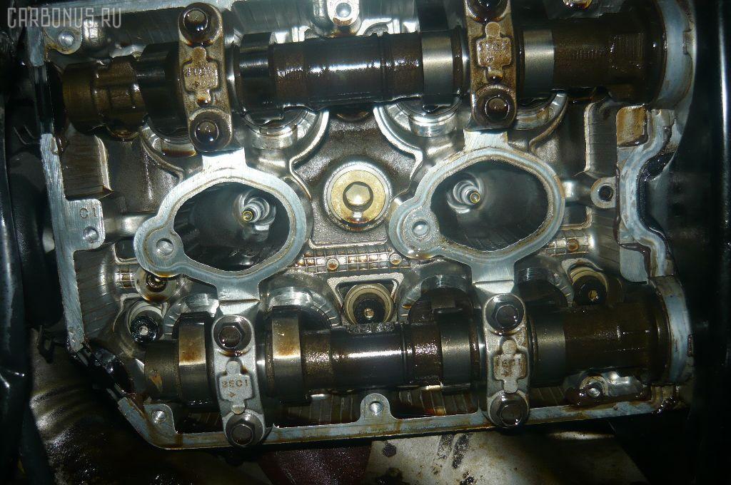 Двигатель SUBARU LEGACY B4 BE5 EJ206-TT. Фото 1