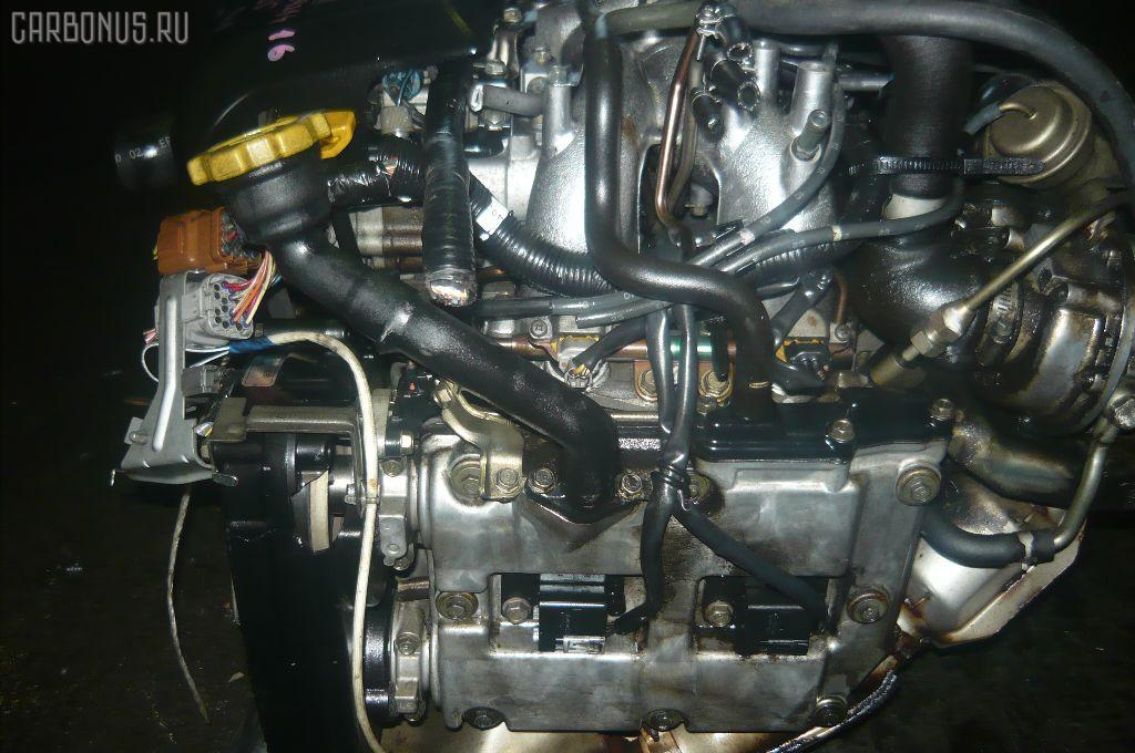 Двигатель SUBARU LEGACY B4 BE5 EJ206-TT. Фото 4