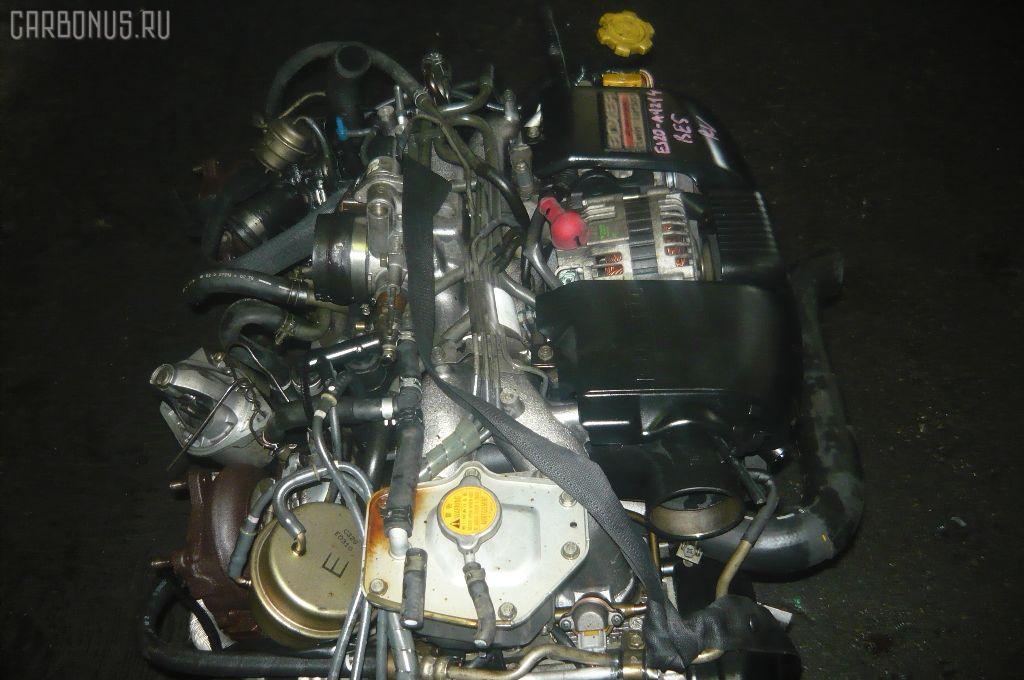 Двигатель SUBARU LEGACY B4 BE5 EJ206-TT. Фото 6