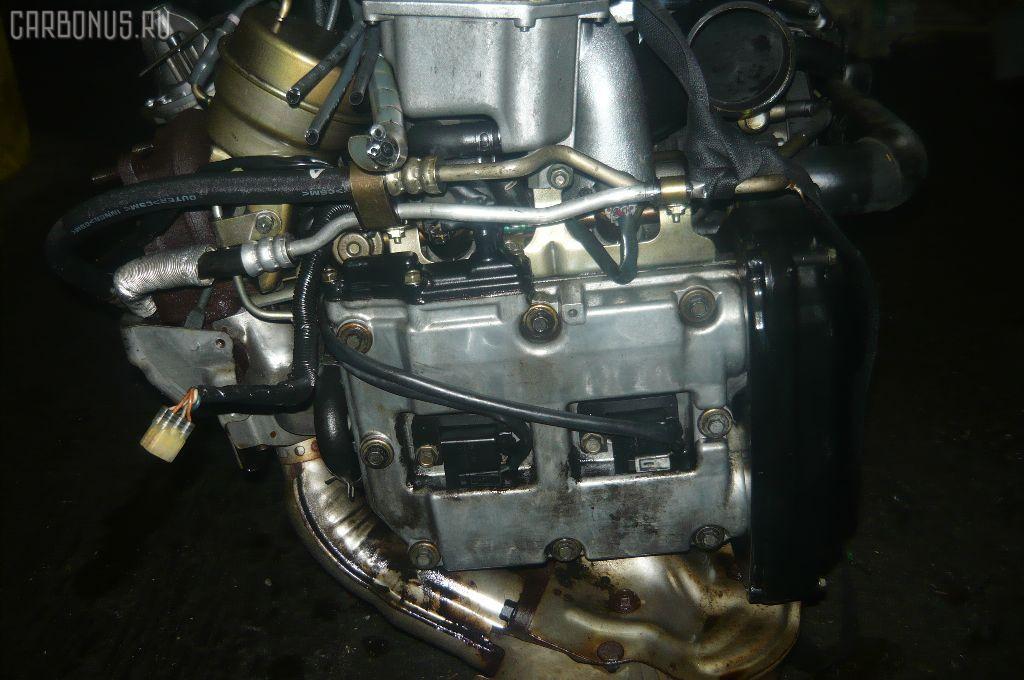 Двигатель SUBARU LEGACY B4 BE5 EJ206-TT. Фото 7