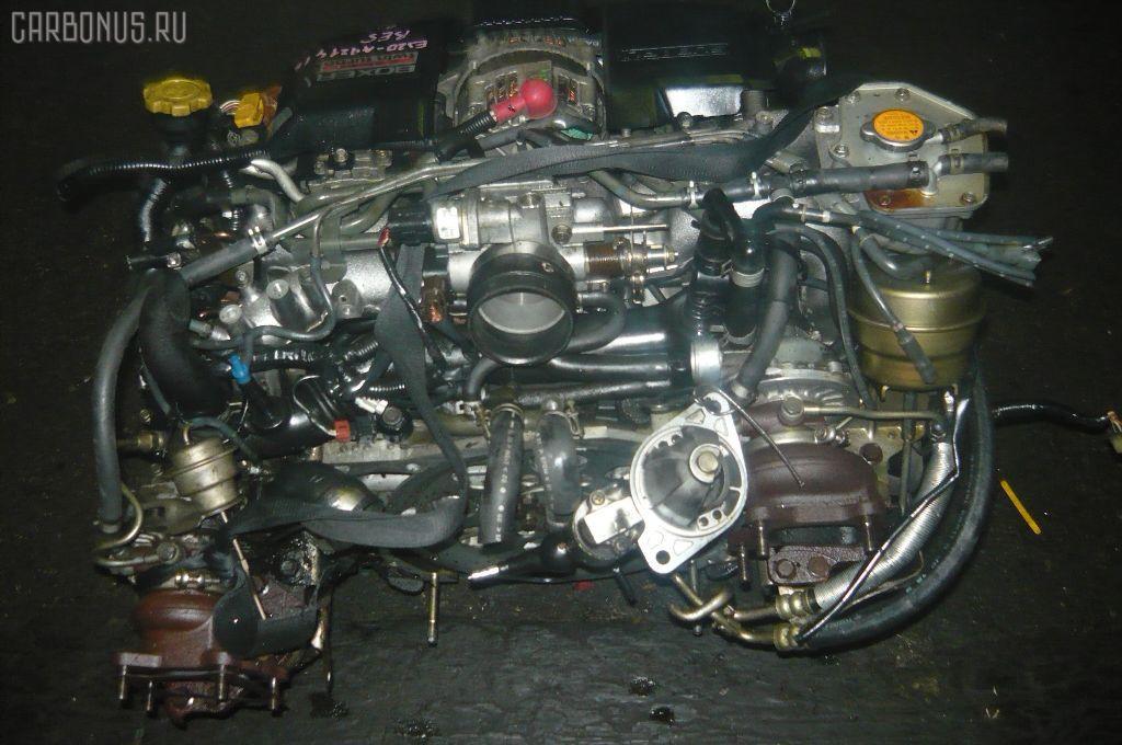 Двигатель SUBARU LEGACY B4 BE5 EJ206-TT. Фото 8