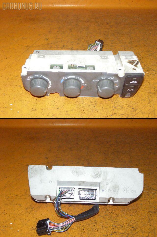 Блок управления климатконтроля HONDA CR-V RD1 B20B. Фото 4