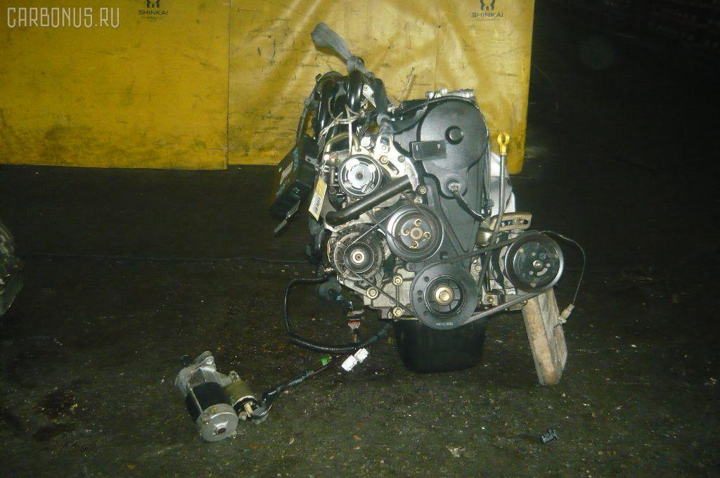 Двигатель TOYOTA DUET M100A EJ-VE. Фото 10