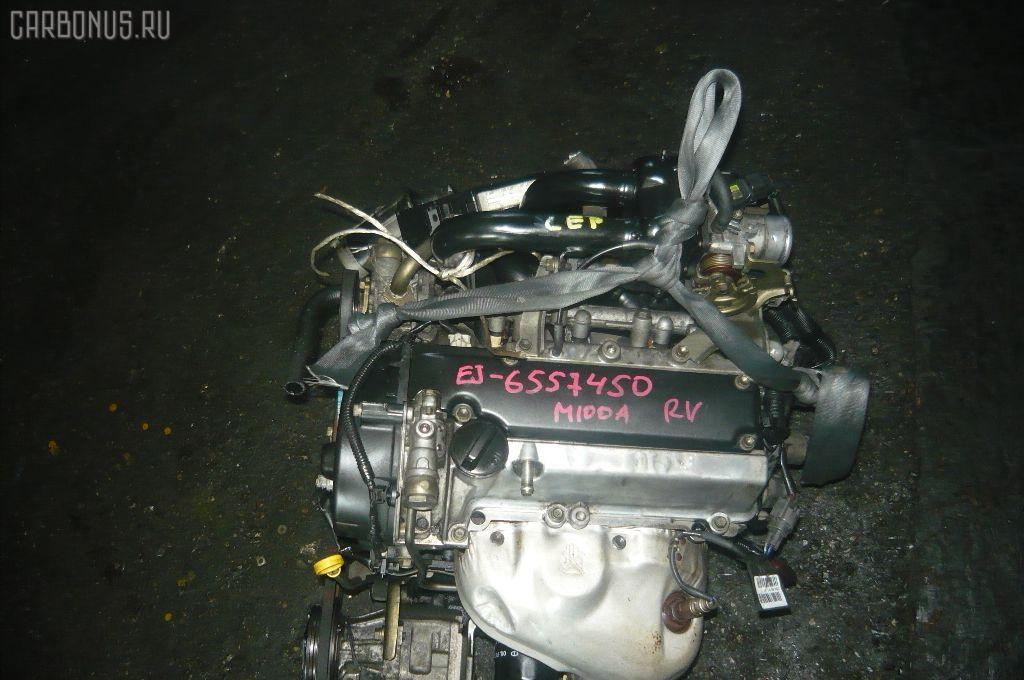 Двигатель TOYOTA DUET M100A EJ-VE. Фото 11