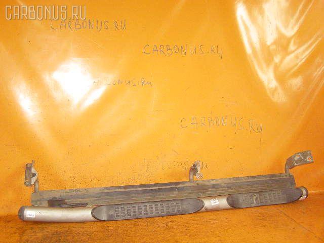 Подножка NISSAN TERRANO LR50. Фото 2