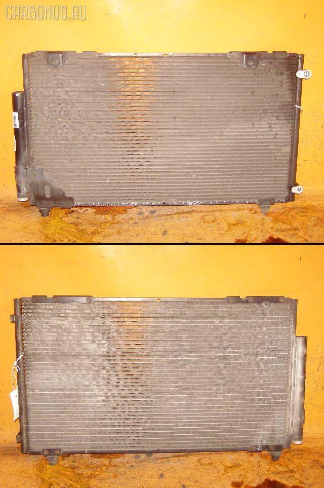 Радиатор кондиционера HONDA STREAM RN1 D17A. Фото 10