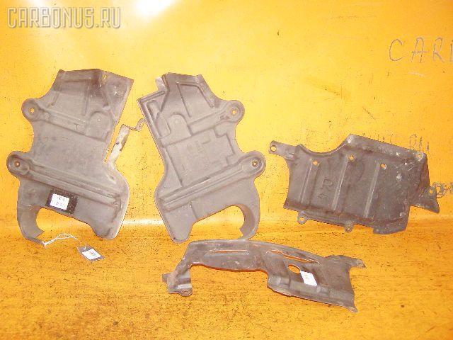 Защита двигателя NISSAN CUBE ANZ10 CGA3DE. Фото 1
