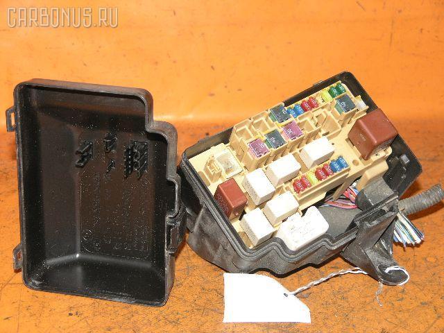 Блок предохранителей TOYOTA CALDINA AZT246W 1AZ-FSE. Фото 1