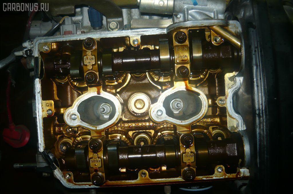 Двигатель SUBARU LEGACY WAGON BH9 EJ254. Фото 1