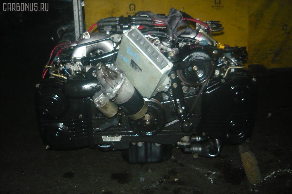 Двигатель SUBARU LEGACY WAGON BH9 EJ254. Фото 2
