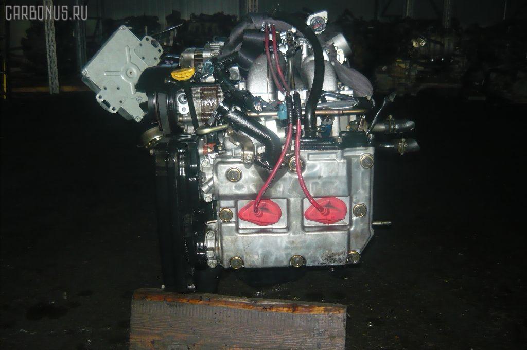 Двигатель SUBARU LEGACY WAGON BH9 EJ254. Фото 4