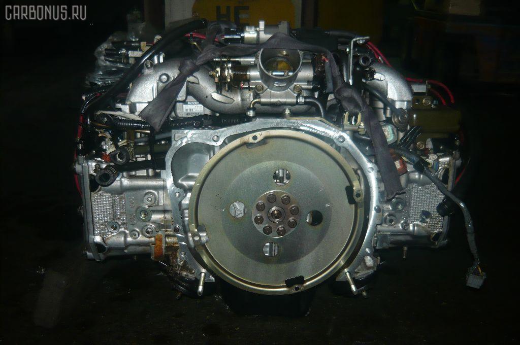 Двигатель SUBARU LEGACY WAGON BH9 EJ254. Фото 5