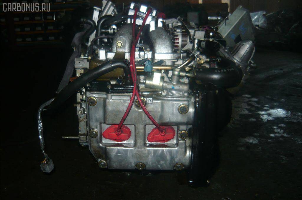 Двигатель SUBARU LEGACY WAGON BH9 EJ254. Фото 6