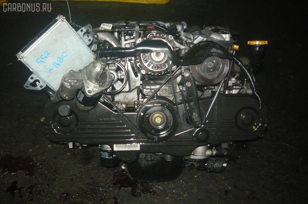 Двигатель SUBARU IMPREZA WAGON GG2 EJ152. Фото 1