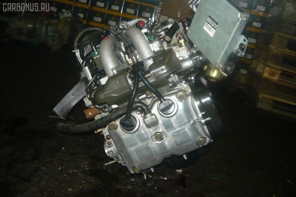 Двигатель SUBARU IMPREZA WAGON GG2 EJ152. Фото 5