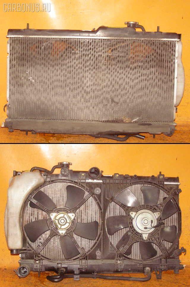 Радиатор ДВС SUBARU IMPREZA WAGON GG2 EJ15. Фото 7