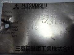 Радиатор печки MITSUBISHI LANCER CEDIA WAGON CS5W 4G93T Фото 2