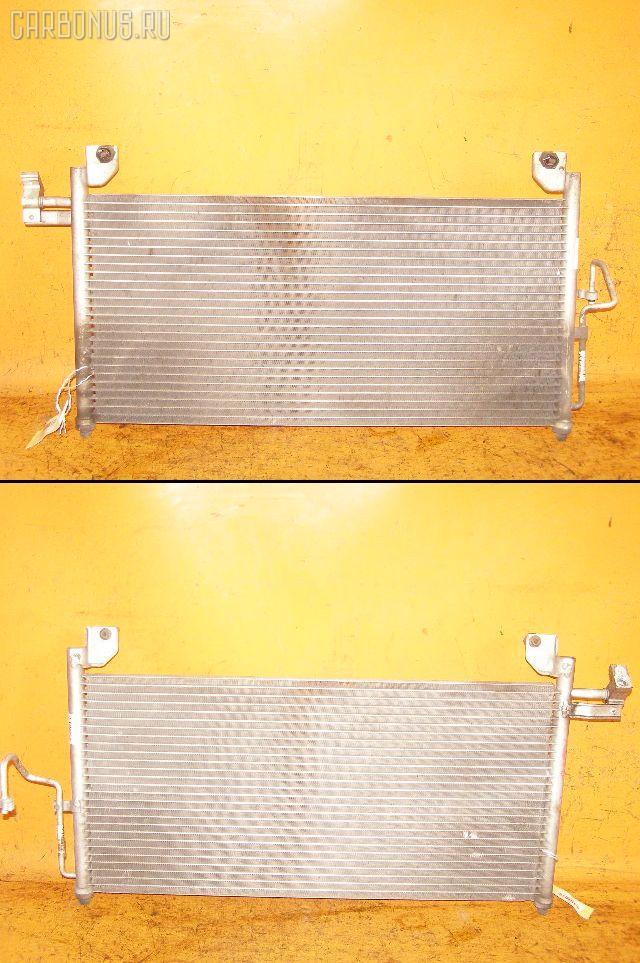 Радиатор кондиционера MAZDA FAMILIA S-WAGON BJFW FS-ZE. Фото 4