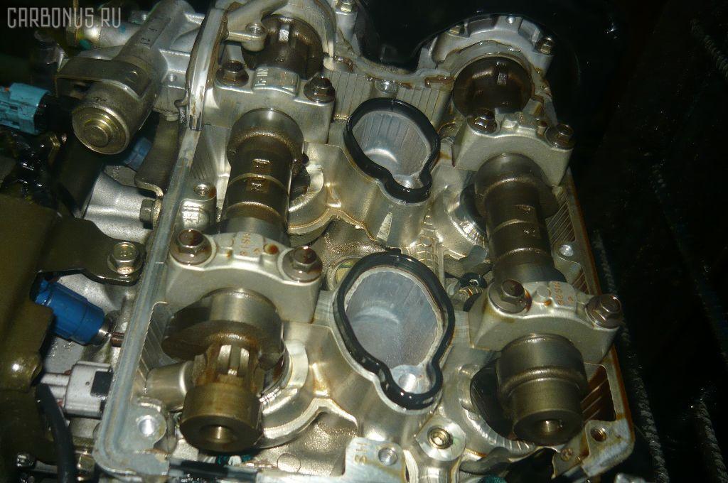 Двигатель SUBARU LEGACY LANCASTER BH9 EJ25. Фото 2