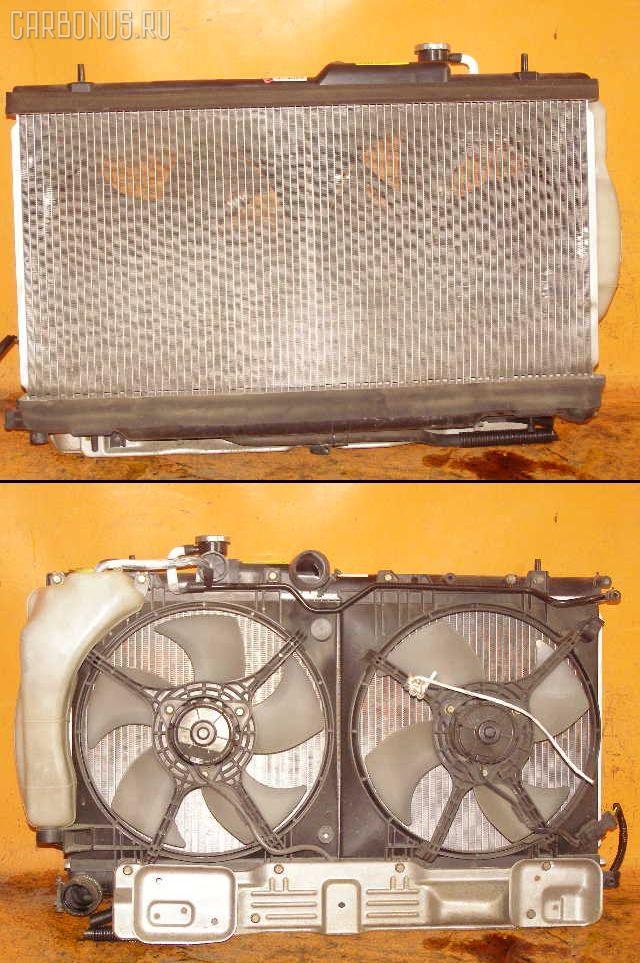 Радиатор ДВС SUBARU LEGACY WAGON BH5 EJ206-TT. Фото 2