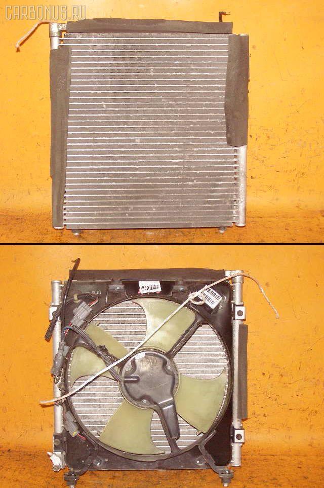 Радиатор кондиционера HONDA PARTNER EY7 D15B. Фото 4