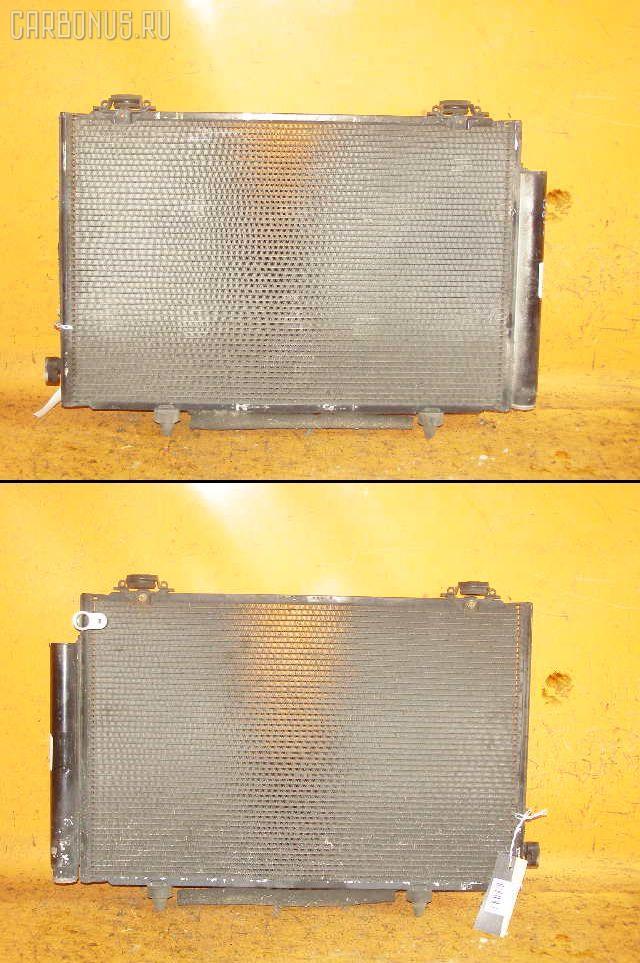 Радиатор кондиционера TOYOTA PROBOX NCP51V 1NZ-FE. Фото 4