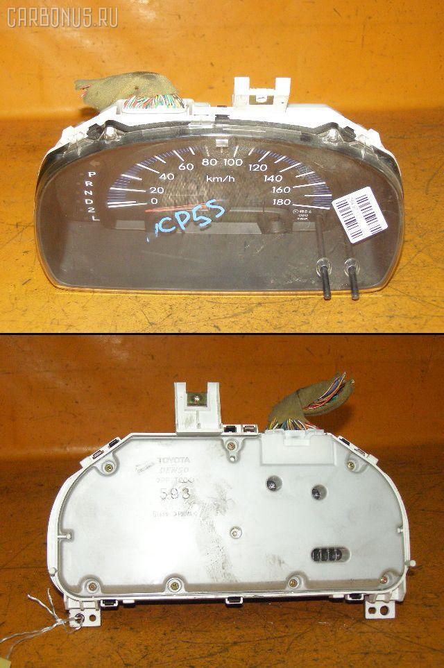 Спидометр TOYOTA SUCCEED NCP55V 1NZ-FE. Фото 2