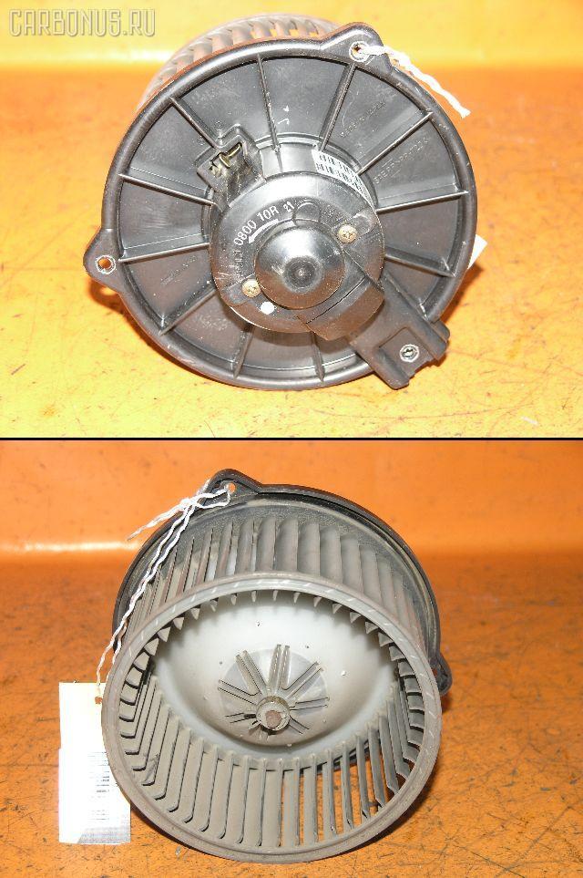 Мотор печки TOYOTA MARK II JZX100. Фото 7