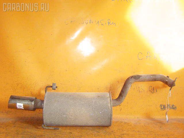 Глушитель SUBARU LEGACY WAGON BH5 EJ206-TT. Фото 3