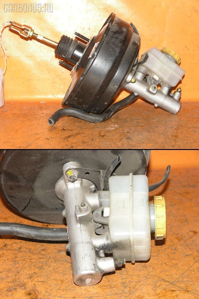 Главный тормозной цилиндр SUBARU LEGACY LANCASTER BH9 EJ25. Фото 10