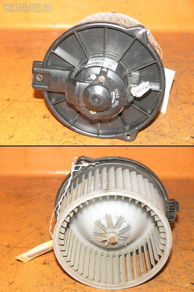 Мотор печки TOYOTA MARK II JZX100. Фото 8