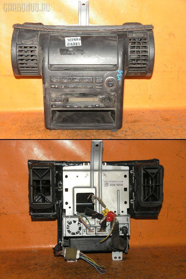 Блок управления климатконтроля NISSAN SKYLINE V35 VQ25DD. Фото 5