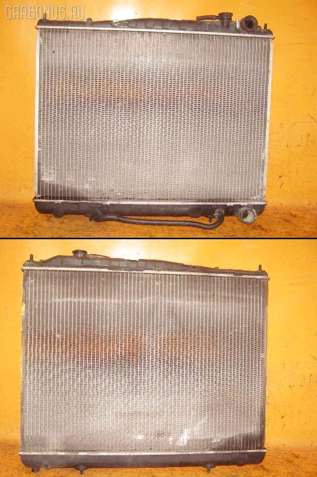 Радиатор ДВС NISSAN TERRANO REGULUS JLR50 VG33E