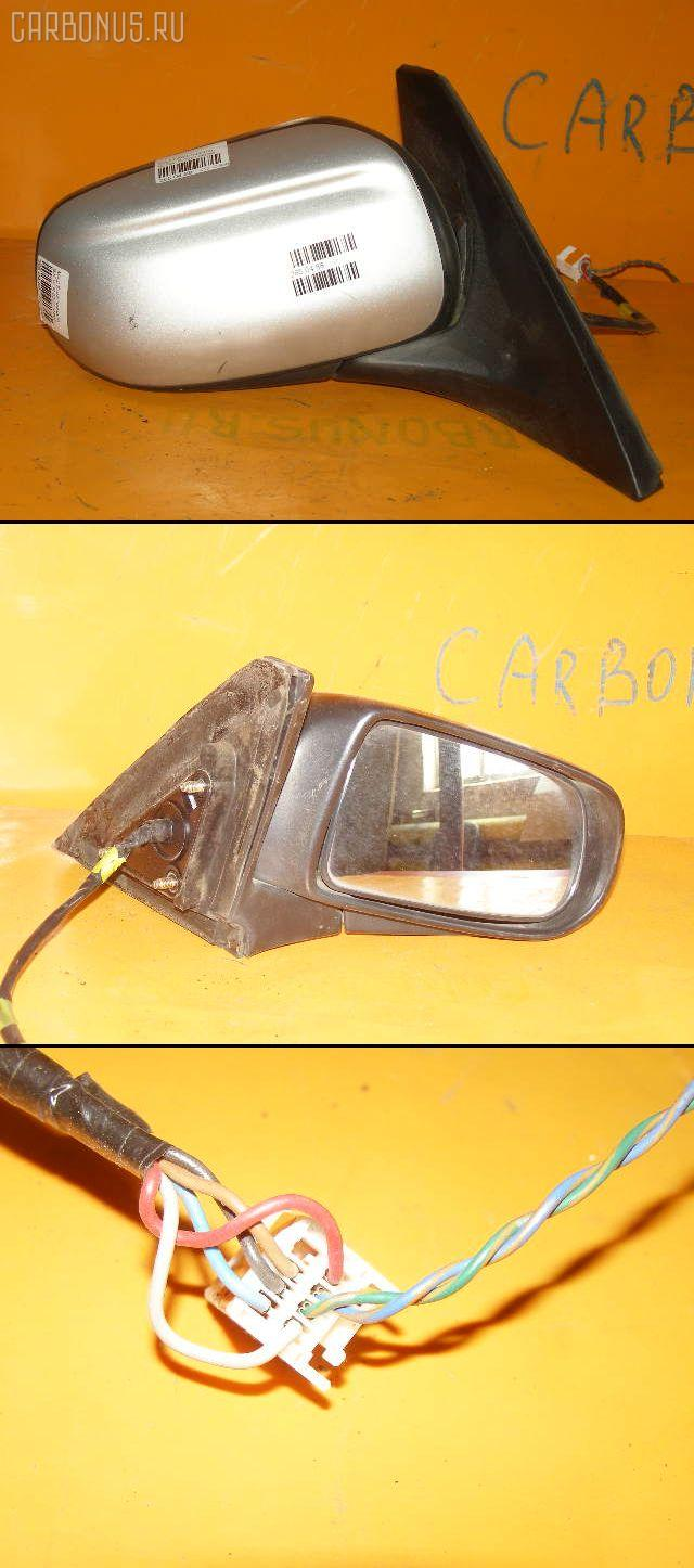 Зеркало двери боковой MAZDA FAMILIA S-WAGON BJFW. Фото 2