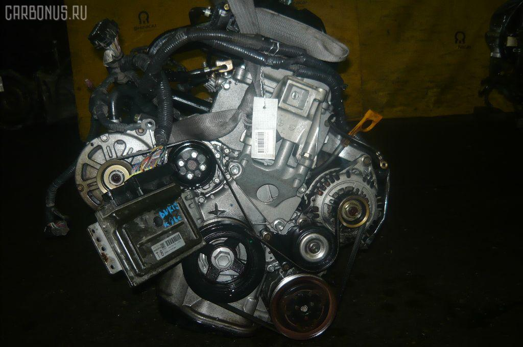 Двигатель NISSAN MARCH BNK12 CR14DE. Фото 1