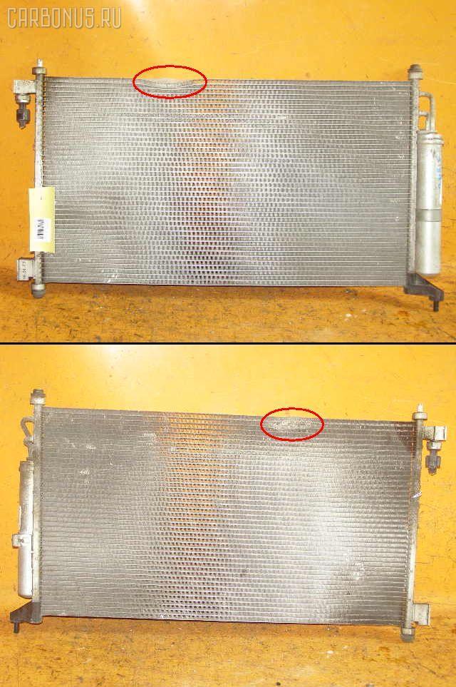 Радиатор кондиционера NISSAN MARCH AK12 CR12DE. Фото 7