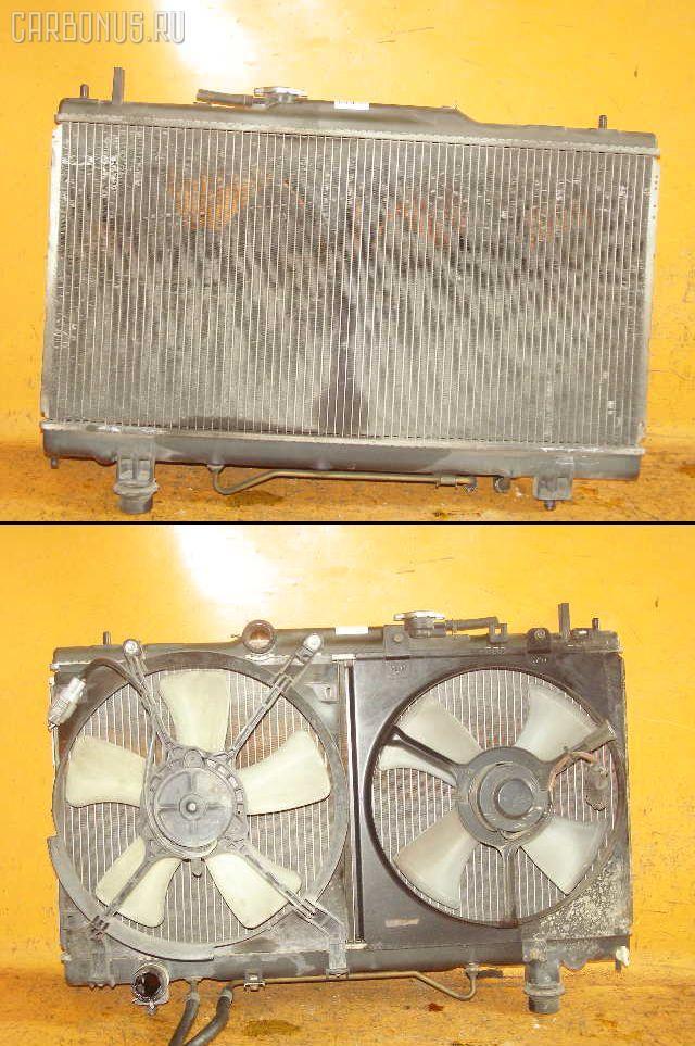 Радиатор ДВС TOYOTA CALDINA ET196V 5E-FE. Фото 7