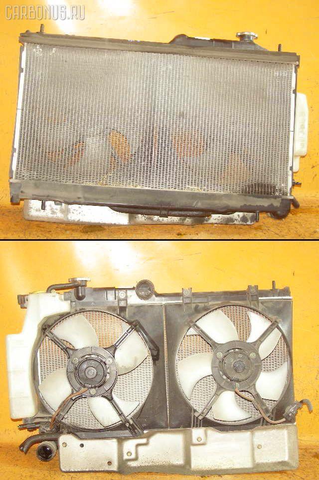 Радиатор ДВС SUBARU LEGACY BP5 EJ20. Фото 1