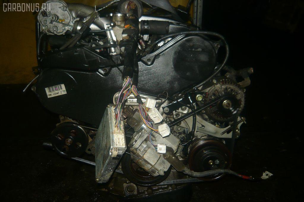 Двигатель TOYOTA CAMRY GRACIA WAGON MCV25W 2MZ-FE. Фото 5